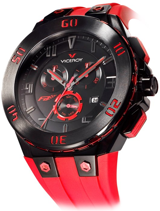 Viceroy Fernando Alonso Collection Introduced at Baselworld 2012 - ALONSO1